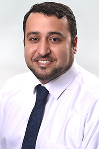 Faisal Saleem, VP of Operations, Childrens Medical Group pediatrics